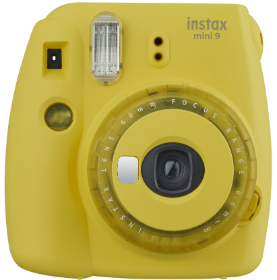 instax mini 9 clear