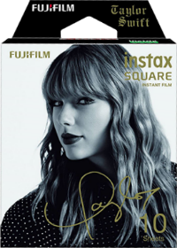 Пленка для Instax SQUARE и SP3 Taylor Swift (10 шт.)