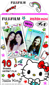 Пленка Instax Mini Hello Kitty 2 (10 шт.)