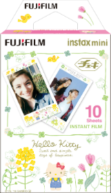 Пленка Instax Mini Hello Kitty 3 (10 шт.)