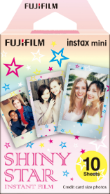 Пленка Instax Mini Shiny Star (10 шт.)
