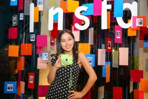Презентация Instax в Армении – shine bright like a diamond