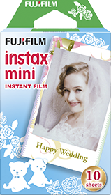 Пленка Instax Mini Wedding (10 шт.)