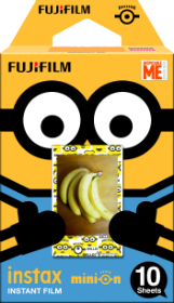 Пленка Instax Mini Minion DMF (10 шт.)